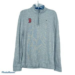 Vineyard Vines Boys Sweatshirt Boston Red Sox L